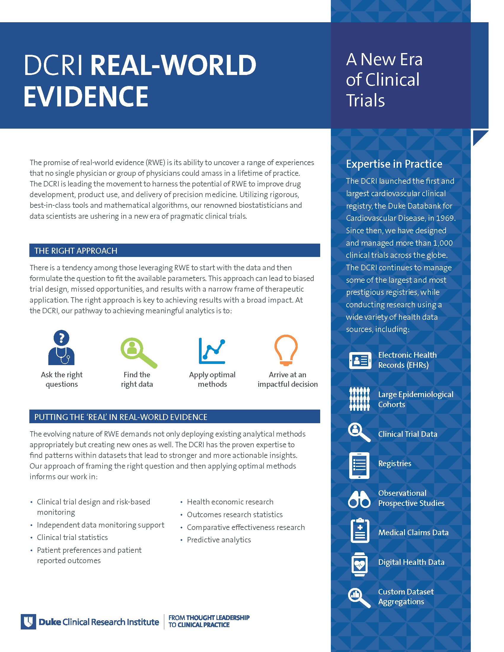 Real-World Evidence