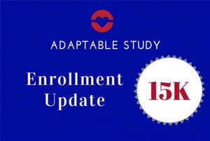 ADAPTABLE reaches 15K patients enrolled